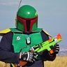 Photo #5 - Boba Fett (Jordan) looking tough