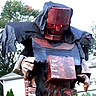 DIY Rusty Robot Costume