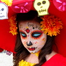 Photo #3 - La Muerte (Book of Life) Makeup