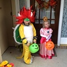 Photo #2 - Bowser and Princess Peach