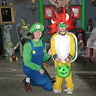 Photo #5 - Bowser and Luigi