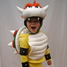 Photo #2 - My son as Bowser