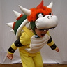 Photo #1 - My son, Henry, as Bowser