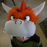 Photo #4 - Close-up of Bowser Headpiece