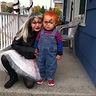 Photo #1 - Bride of Chucky and Chucky