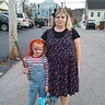 Photo #1 - mommy doll and chucky