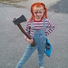 Photo #3 - Chucky. (my daughters costume)