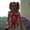 Photo #1 - Alexis as a broken porcelian doll