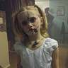 Photo #2 - Alexis as a broken porcelain doll