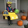 Photo #1 - Parker as a bug car taxi