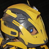 Photo #6 - Bumblebee Helmet Side View