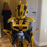 Photo #1 - BumbleBee Front (Recently Added Autobot Symbol to Forehead)