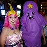 Photo #2 - Me and a really cool lumpy space princess.