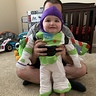 Photo #1 - Nicholas as Buzz Lightyear