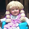 Photo #2 - Charlee Grace--cabbage patch baby