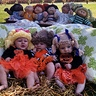 Photo #2 - Cabbage dolls of the corn