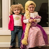 Photo #2 - Cabbage Patch Kid with her sister Rapunzel