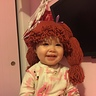 Photo #3 - Hand Knit Cabbage Patch Kid wig