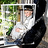 DIY Hunter Captured by Gorilla Costume