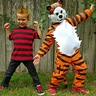 Photo #1 - Calvin and Hobbes Fun
