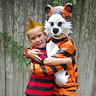 Photo #3 - Best Friends Calvin and Hobbes