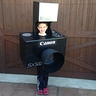 Photo #1 - Homemade Camera costume