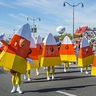 Photo #1 - Candy Corn Group/Family costume