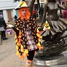 Photo #1 - Candy Corn Witch