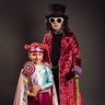 Photo #5 - Candy Girl with her brother (Willy Wonka)