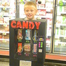 Photo #1 - Candy Vending Machine!