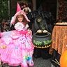 Photo #2 - Candy witch meets a wicked witch while trick or treating
