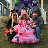 Photo #7 - Candy witch with her mommy & daddy!!