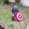 Photo #6 - Captain America