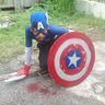 Photo #5 - Captain America
