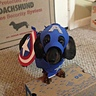 Photo #1 - Captain America - Doxie Style