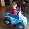 Photo #1 - Captain America Monster Truck