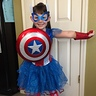 Photo #1 - Captain American Girl