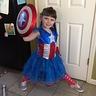 Photo #2 - Captain American Girl yo the rescue!