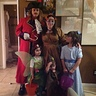 Photo #1 - Family as Peter Pan characters