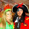 Photo #2 - Captain Hook and TinkerBell