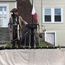 Photo #4 - Captain Jack Sparrow Atop His Sinking Ship