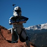 Photo #2 - Captain Rex Over Pikes Peak