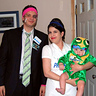 Photo #1 - Flo, mayhem and baby geico