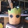 Photo #2 - Cardboard Groot