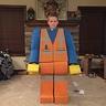 Photo #4 - Cardboard LEGO Man