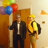 Photo #1 - Carl Fredricksen and Russell