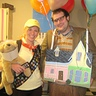 Photo #2 - Carl Fredricksen, Russell, and Doug