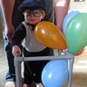 Photo #1 - My son Ben (1 years old) as 'Carl' from the movie 'Up'
