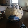 Photo #6 - Mask Creation-prior to final paper mache layer