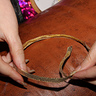 Photo #6 - Making the Bridles